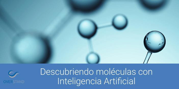 Uso de Inteligencia Artificial para el descubrimiento de moléculas