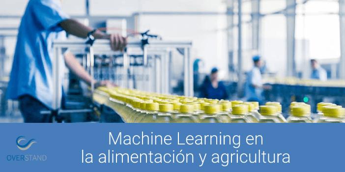 Machine Learning para el sector de la alimentación y la agricultura